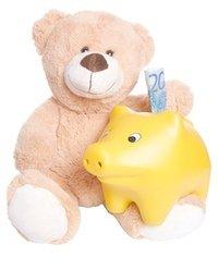 Wie monatlich fürs kind sparen